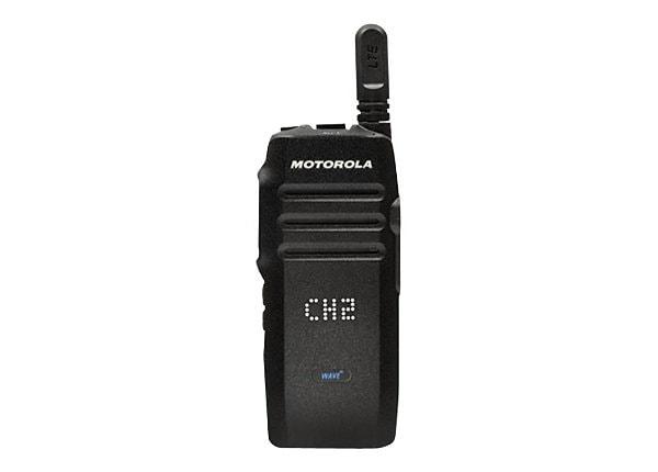 Motorola WAVE TLK 100 two-way radio - 4G LTE