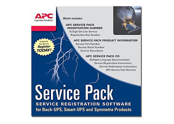 APC Extended Warranty (Renewal or High Volume) - extended service agreement