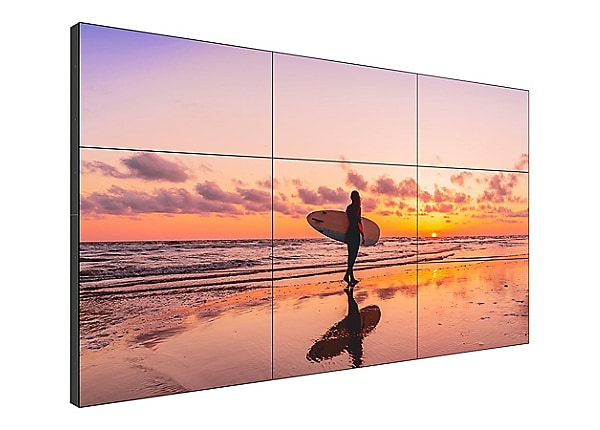 "Planar VM Complete VMC55LXU9 55"" LCD video wall - Full HD"