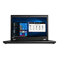 "Lenovo ThinkPad P73 - 17.3"" - Core i7 9850H - 32 GB RAM - 512 GB SSD - US"