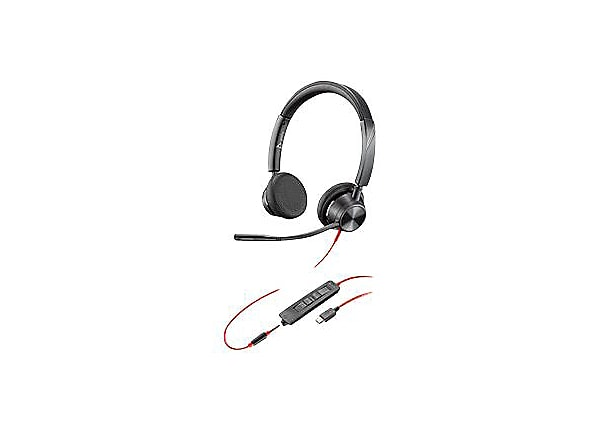 Poly Blackwire 3325 - headset