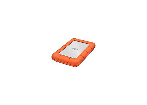 LaCie Rugged Mini - hard drive - 5 TB - USB 3.0