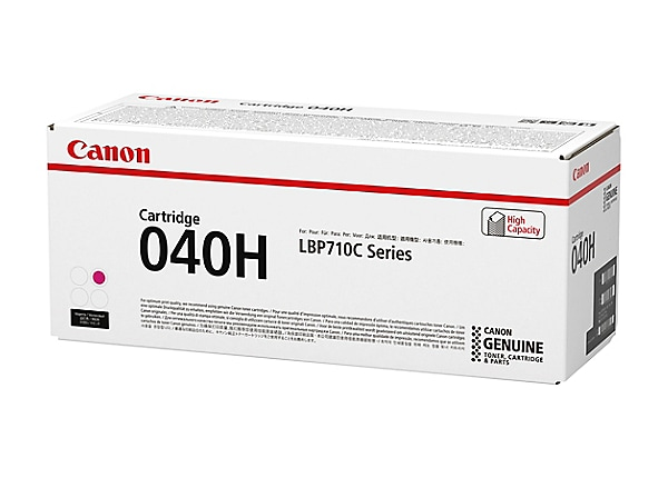 Canon 040 H - magenta - original - toner cartridge