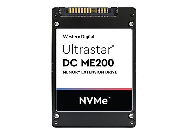 WD Ultrastar DC ME200 Memory Extension Drive - solid state drive - 1.024 TB