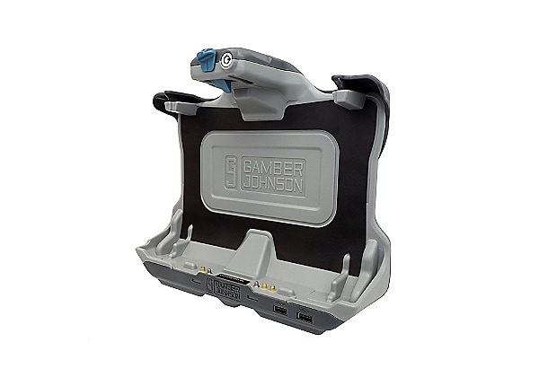 HP Gamber-Johnson Docking Station for UX10 Rugged Tablet