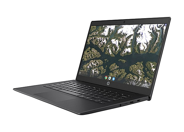 "HP Chromebook 14 G6 - 14"" - Celeron N4020 - 8 GB RAM - 32 GB eMMC - US"