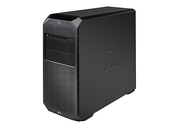 HP Workstation Z4 G4 - MT - Xeon W-2123 3.6 GHz - vPro - 32 GB - SSD 256 GB