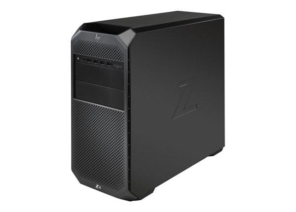 HP Workstation Z4 G4 - MT - Xeon W-2123 3.6 GHz - 32 GB - SSD 480 GB - Cana