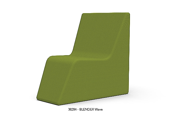 Spectrum Wave Soft Seating G1 - Green