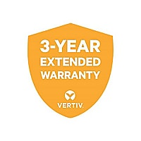 Vertiv Extended Warranty Service - extended service agreement - 3 years