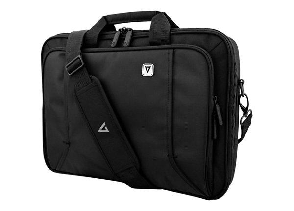 V7 Professional Frontloader Laptop Case - sacoche pour ordinateur portable