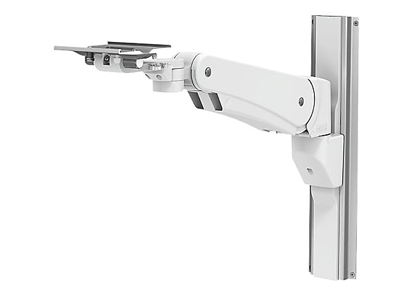 GCX VHM-P Variable Height Arm with Slide-In Mounting Plate - mounting compo