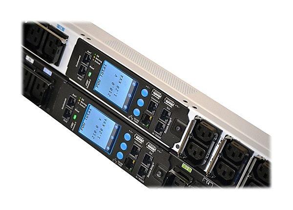 CPI Switched Pro eConnect PDU EA-6012-C - vertical - power distribution uni