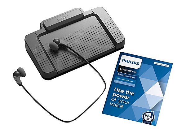 PHILIPS FOOT PEDDLE WITH SPEECH