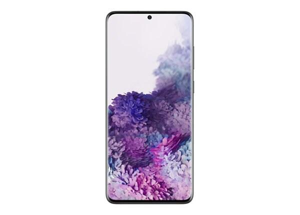 Samsung Galaxy S20+ 5G - cosmic black - 5G - 128 GB - CDMA / GSM - smartpho