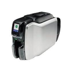 Zebra ZC300 - plastic card printer - color - dye sublimation/thermal transf