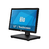 EloPOS System i3 - with I/O Hub Stand - all-in-one - Core i3 8100T 3.1 GHz