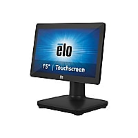 EloPOS System i3 - all-in-one - Core i3 8100T 3,1 GHz - 4 GB - 128 GB - LED