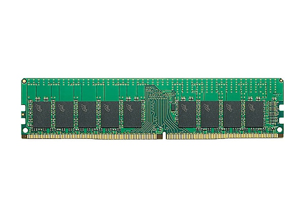 Micron - DDR4 - 16 GB - DIMM 288-pin - registered with parity