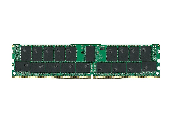Micron - DDR4 - 32 GB - DIMM 288-pin - registered with parity