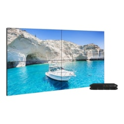 "Planar Clarity Matrix G3 Complete LX55M-L 2x2 55"" LED video wall - 4K"