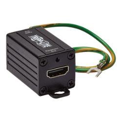 Tripp Lite Surge Protector In-Line for Digital Signage 4K @ 30Hz HDMI 1.4