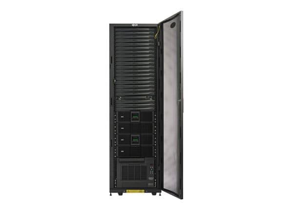 Tripp Lite EdgeReady Micro Data Center - 38U, 6 kVA UPS, Network Management