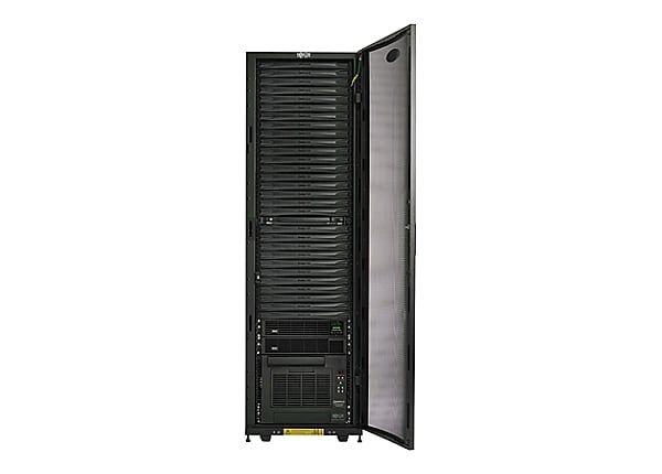 Tripp Lite EdgeReady Micro Data Center - 40U, 3 kVA UPS, Network Management