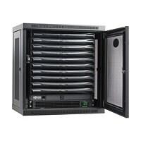 Tripp Lite EdgeReady Micro Data Center 9U Wallmount 1500VA UPS PDU 120V Kit