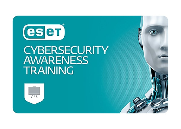Cybersecurity Awareness Training, Hosted - web-based training