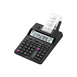 Casio HR-170RC - printing calculator