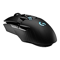 Logitech Wireless Gaming Mouse G903 LIGHTSPEED with HERO 25K sensor - mouse