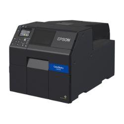 Epson ColorWorks CW-C6000A - label printer - color - ink-jet