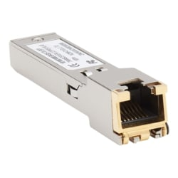 Tripp Lite Cisco Compatible GLC-TE-SF Transceiver 10/100/1000Base Cat6 100M