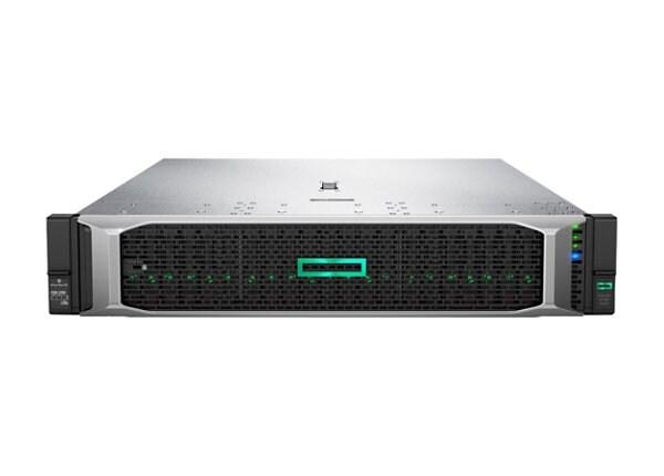 HPE ProLiant DL380 Gen10 Network Choice - rack-mountable - Xeon Silver 4208