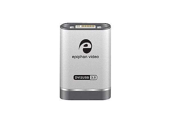 epiphan DVI2USB 3.0 - video capture adapter - USB 3.0
