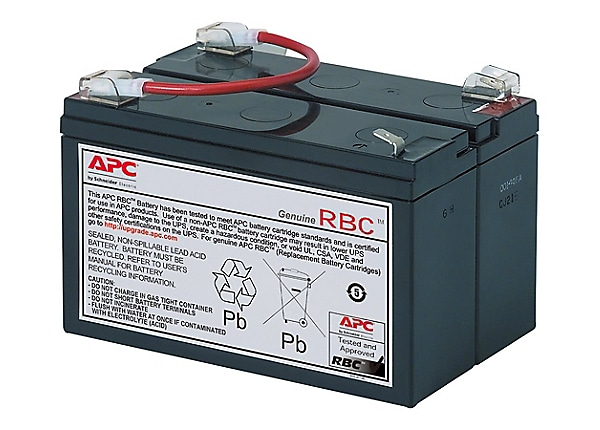 APC Replacement Battery Cartridge #3 - UPS battery - lead acid