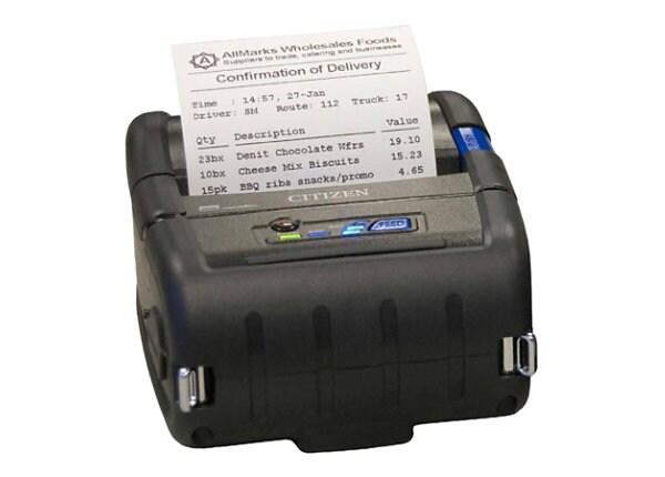 Citizen CMP-30II - receipt printer - B/W - thermal line