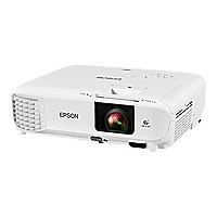 Epson PowerLite E20 - 3LCD projector - portable