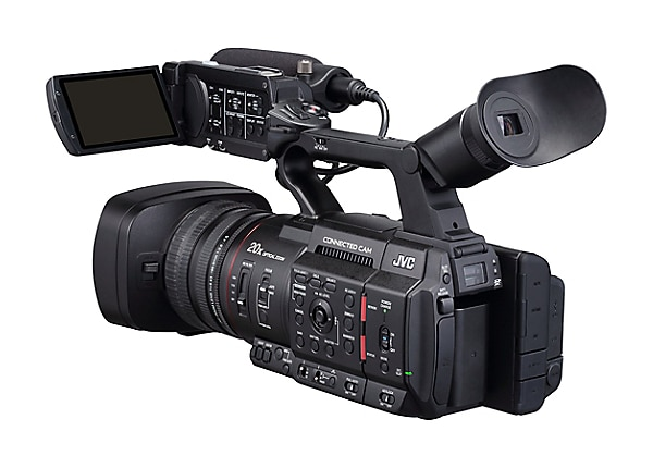 JVC CONNECTED CAM GY-HC500U - camcorder - storage: flash card, solid state