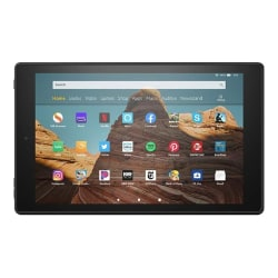 Amazon Fire HD 10 - 9th generation - tablet - 32 GB - 10.1""