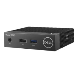 Dell Wyse 3040 - DTS - Atom x5 Z8350 1.44 GHz - 2 GB - flash 16 GB