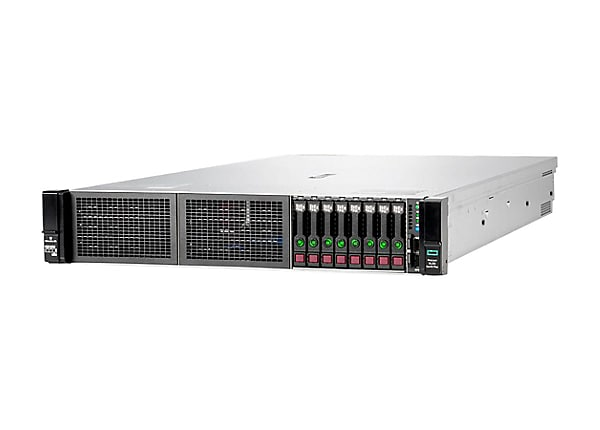 HPE ProLiant DL385 Gen10 Plus Entry - rack-mountable - EPYC 7262 3.2 GHz -