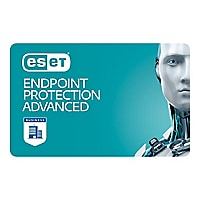 ESET Endpoint Protection Advanced - subscription license (1 year) - 1 seat