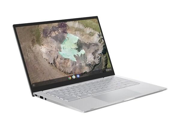"Asus Chromebook 14 C425TA WH348 - 14"" - Core m3 8100Y - 4 GB RAM - 128 GB e"