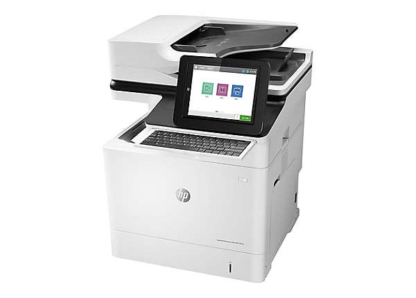 HP LaserJet Enterprise Flow MFP M634h - multifunction printer - B/W