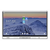 Teq SMART Board MX286 4K UHD Interactive Display with iQ and Learning Suite