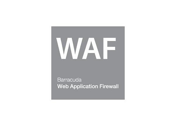 Barracuda Web Application Firewall 660 Advanced Bot Protection - subscripti