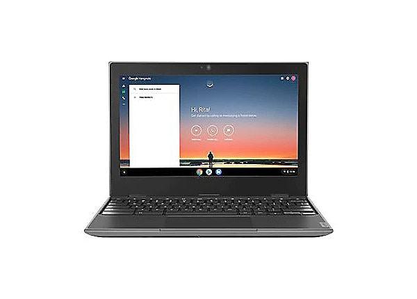 """Lenovo 100e Chromebook G2 11.6"""" Celeron N4020 4GB RAM 32GB Chrome DSP"""