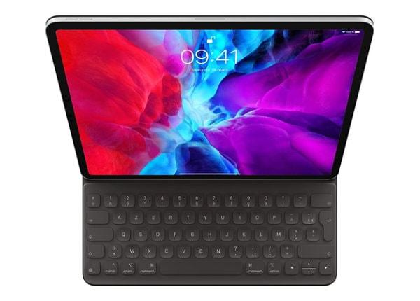 Apple Smart - clavier et étui - AZERTY - Français